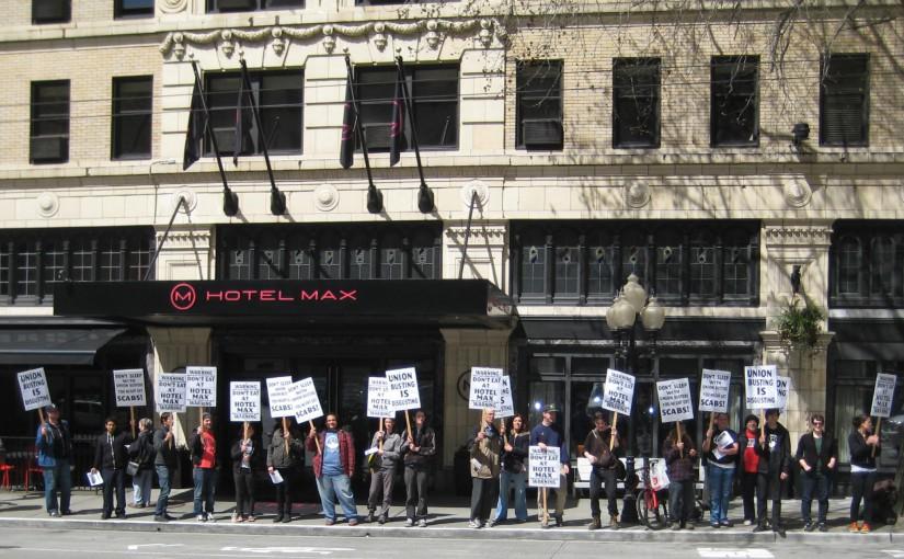 Solidarity Network Seattle